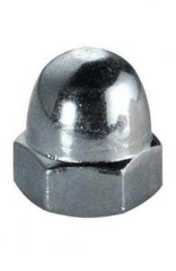 Veržlė DIN1587 M16 (gaubtinė) cink. Nuts din 1587, galvanized (colon)