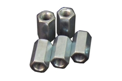 Veržlė DIN6334 M12-Zn Nuts din 6334, galvanized (extra long)