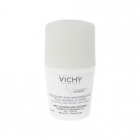 Vichy Antiperspirant Sensitive Roll-on 48h Cosmetic 50ml Dezodorantai/ antiperspirantai