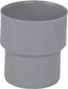 Vidaus kanalizacijos jungtis su ketaus vamzdžiu HTUG, be tarpinės, d 110