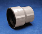 Vidaus kanalizacijos perėjimas WAVIN OPTIMA, špyžius/plastikas, d 50