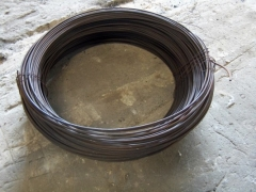 Viela d-2.5 deginta Wire black