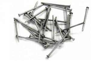 Vinys statybinės 2.0x40 valytos cink. Construction nails, galvanized