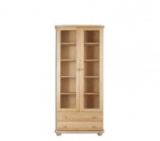 Vitrina KW115 Wooden display case