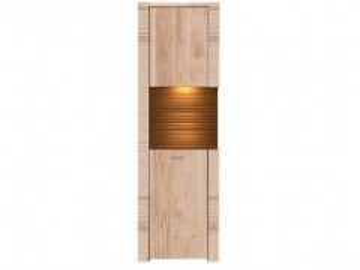 Vitrina REG1W/19/6 (L/P) Furniture collection raflo