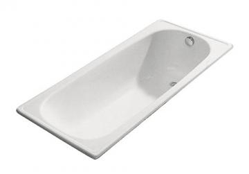Vonia plieninė JIKA-RiGA 1700x700mm In the bathroom