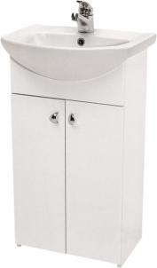 bathroom cabinet CERSANIT BIANCO vanity LIBRA 50
