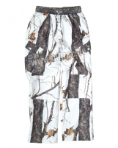 Vyriškos kelnės- Hunter Snow Wild Trees 11958051 Tactical bikses, tērpi