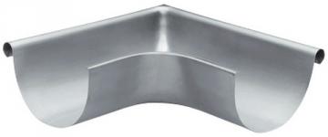 WAVIN Latako kampas išorinis 130/135 laipsnių (grafitinė) Duct angles