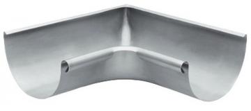 WAVIN Latako kampas vidinis 130/135 laipsnių (grafitinė) Duct angles