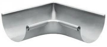 WAVIN Latako kampas vidinis 160/90 laipsnių (ruda) Duct angles