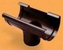WAVIN Latako nuolaja 100/75 mm (grafitinė) Latakų nuolajos