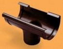 WAVIN Latako nuolaja 130/90 mm (grafitinė) Duct nuolajos