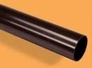 WAVIN lietvamzdis 90x3000 mm (rudas) Lietvamzdžiai