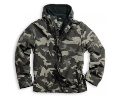 Windbreaker striukė SURPLUS Black Camo 20-7002-42