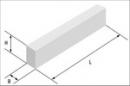 YTONG nešanti sąrama ' YN ' 129x25x20 cm. Akytojo betono sąramos