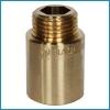 Žalvarinis pailginimas, d 1/2'', 65 mm Žalvariniai nepadengti perėjimai
