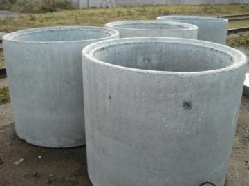 Žiedas šulinių Ž 10-10-0,9G Šulinių žiedai betoniniai/ gelžbetoniniai, dangčiai