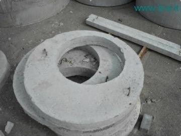 Žiedo dangtis KCP1-15-2 Šulinių žiedai betoniniai/ gelžbetoniniai, dangčiai
