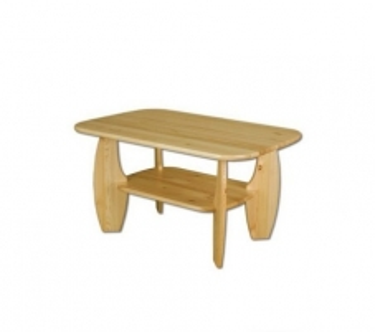 Žurnalinis staliukas ST113 Wooden coffee tables