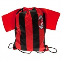 A.C. Milan sportinis marškinėlių formos maišelis