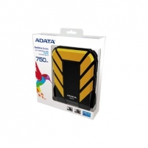 A-DATA 1TB USB3.0 Portable Hard Drive HD710 (2.5''), Yellow Išoriniai kietieji diskai