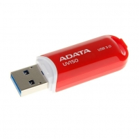 A-DATA DashDrive UV150 32GB Red USB 3.0 Flash Drive, Retail