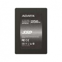 A-DATA SSD Premier Pro SP600 256GB 2.5 SATA 6Gb/s, Sequential Read: 480 MB/sec, Sequential Write: 250 MB/sec