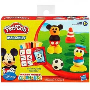 A5738 / A5729 plastilinas su kortelėmis Hasbro PlayDoh