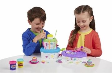 A7401 Hasbro Play-Doh plastilinas tortui