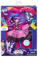 A8059 Hasbro Equestria Girls Rainbow Rocks Кукла-пони супермодница Искорка SPARKLE