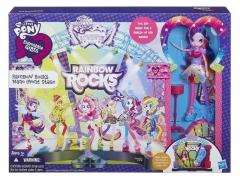 A8060 My Little Pony набор Рок-концерт Equestria Girls