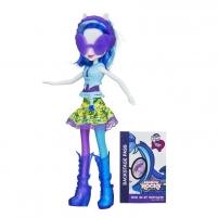 A8834 / A3994 Кукла Equestria Girls Rainbow Rocks Neon - DJ Pon-3 Hasbro My Little Pony