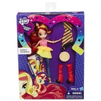 A9248 / A8841 Equestria Girls Rainbow Rocks Кукла-модница Sunset Shimmer HASBRO