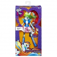 A9258 / A9224 Equestria Girls Rainbow Rocks Rainbow Dash Кукла-пони Радуга HASBRO Toys for girls