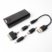 AA baterijų pakrovėjas PowerNeed USB Mobilių telefonų priedai