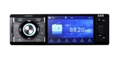 ABM Automobilių radijas MP3/USB/microSD/Bluetooth/RDS/nuotolinio valdymo pultas Automagnetolos, FM moduliatoriai