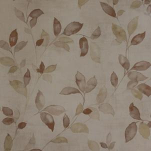 AC 18552 ARCADIA, 10,05x0,53m, rusvi lapais tapetai, Melyl. Vlies