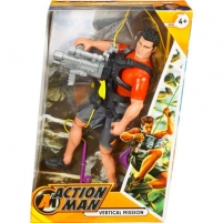 ACTION MAN 01353 VERTICAL MISSION Toys for boys