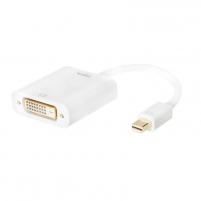 Adapteris LogiLink  Mini Display Port --> DVI (Active Type)