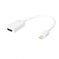 Adapteris LogiLink Mini DisplayPort --> HDMI (Active Type)