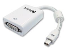 Adapteris Mini DisplayPort -> DVI Sandberg