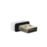 Adapteris Qoltec adapter USB WiFi 150Mbps The network adapter
