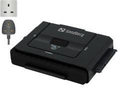 Adapteris Sandberg USB 3.0 Multi Harddisk Link UK