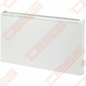 ADAX Elektrinis radiatorius atsparus aptaškymui VPS1006 EM (325x542x84); su elektroniniu termostatu