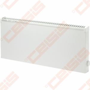 ADAX Elektrinis radiatorius atsparus aptaškymui VPS1008 KEM (325x696x84); su elektroniniu termostatu