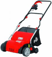 Scarifiers/Lawn aerator 1400W Grizzly ERV 1400-35 Trimmer, lawnmowers