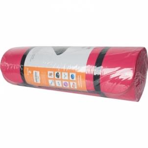 Aerobikos kilimėlis Allright Fitness NBR rožinė