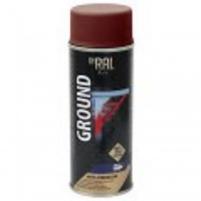Aerozolinis gruntas INRAL GROUND raudonas RAL3009 400ml Aerosol paints