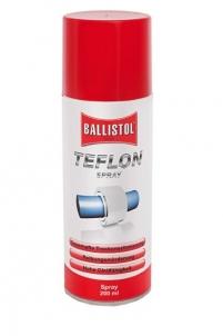 Aerozolinis tefloninis aliejus Ballistol 200 ml Sportinio šaudymo priedai